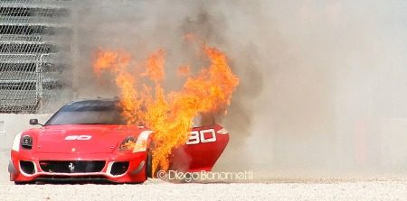 Ferrari 599XX Evo-feniks - foto: Diego Bonometti