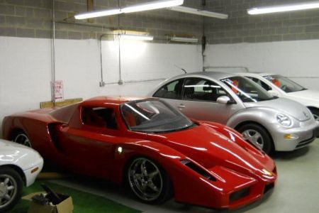 kopen ferrari enzo replica op basis van toyota mr2. Black Bedroom Furniture Sets. Home Design Ideas