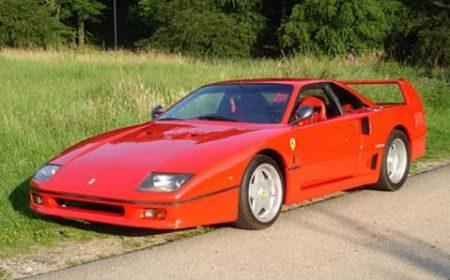 Ferrari F40 replica