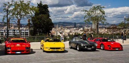 Kleine Ferrari combo