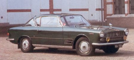 Fiat 2300S Coupé (1966)