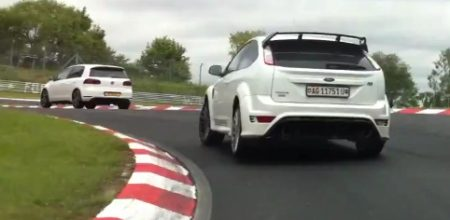Get out of the way Golf GTI!