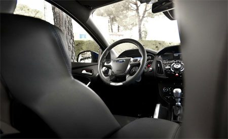 Ford Focus ST 2012 Interieur