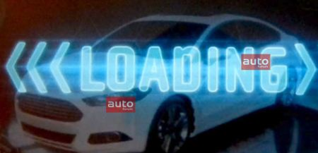 Ford Fusion/Mondeo teaser