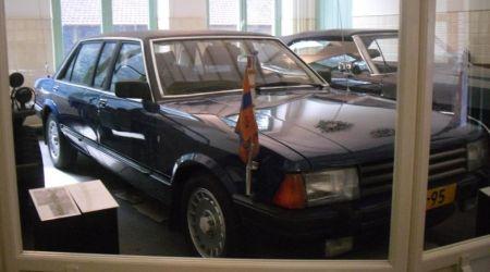 Ford Granada Koninklijk Huis