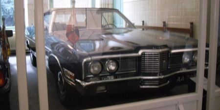 Ford LTD Convertible 1972
