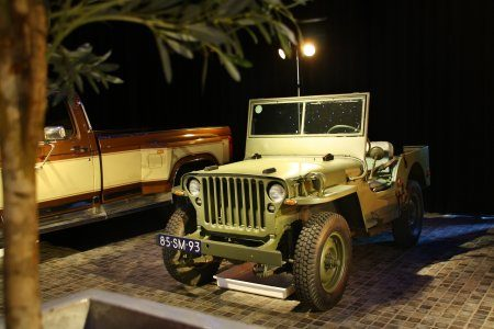 Ford Willys Wim Zegwaard