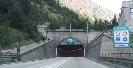 Frejustunnel