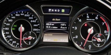 ECO Start Stop: ook de G63 AMG heeft het