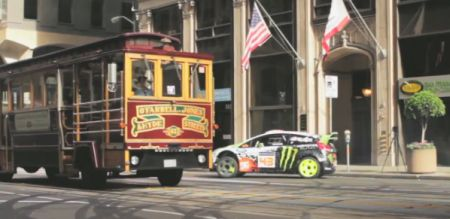 Gymkhana 5: Ultimate Urban Playground; San Francisco