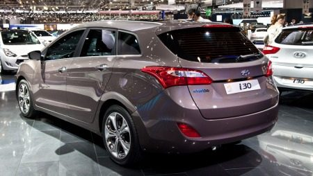 Hyundai i30 en i30 Wagon