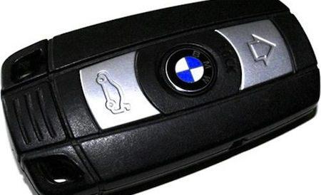 BMW sleuteltje