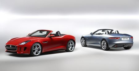 Jaguar F-Type V6 vs F-Type V8