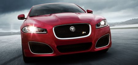 Jaguar XFR Italian Racing Red