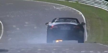 Jaguar XKR fikt @ Nürburgring