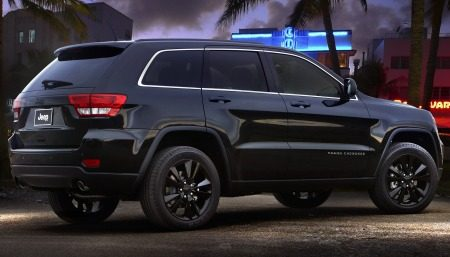 Jeep Grand Cherokee name my Ride