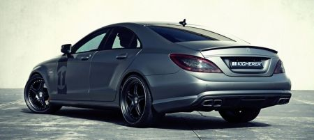Kicherer Mercedes CLS63 AMG Yachting Edition