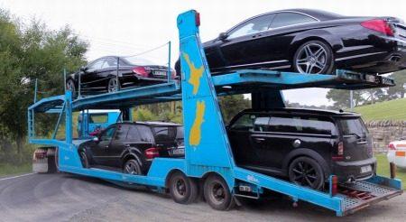Heel veel pk's op een trailer