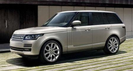 Land Rover Range Rover gelekt