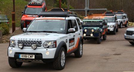 Miljoenste Land Rover Discovery!