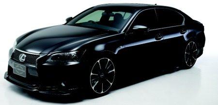 Lexus tjoening van Wald. Nandayo!