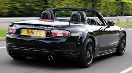 MX-5 BBR Cosworth