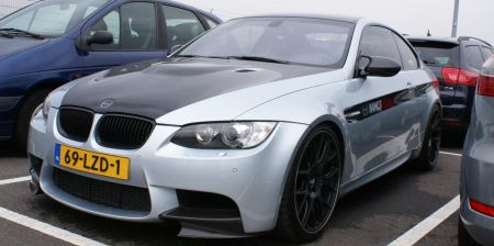 Manhart BMW M3 MH3