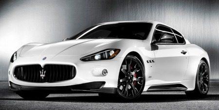Een dikke Maserati GranTurismo