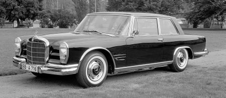 Mercedes-Benz 600 Coupé (C100) 1965