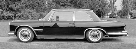 Mercedes-Benz 600 Coupé (C100) 1965