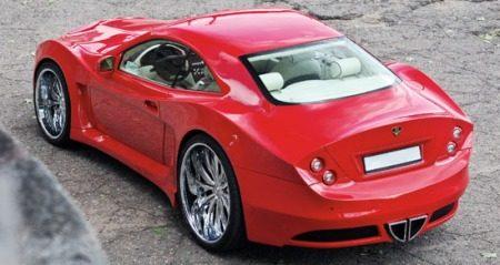 Mercedes CL500 AG Excalibur