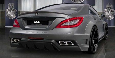 Mercedes CLS63 AMG GSC