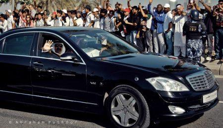 Mercedes S600 Guard, Al-Thani