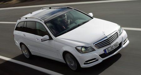 Mercedes C-Klasse kan heel duur