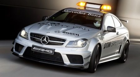 C63 BS Safety Car