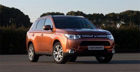 Dit is de nieuwe Mitsubishi Outlander