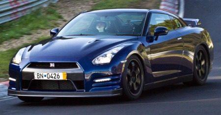 2013 Nissan GT-R  met TrekPek. Foto; BTG
