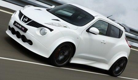 BOE! De extra-hete Nissan Juke-R