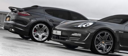 Project Kahn Porsche Panamera Widebody