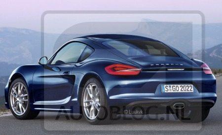 2013 Porsche Cayman - Impressie: Luuk van Kaathoven