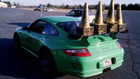 GT3 RS Cone Edition