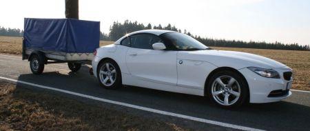 BMW Z4 met Rameder trekhaak