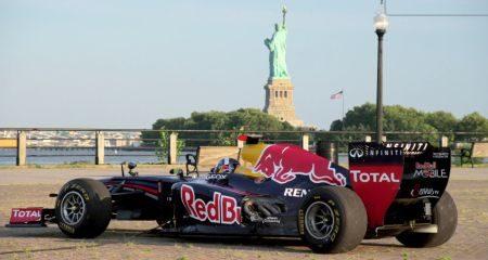 Red Bull F1 vs Vrijheidsbeeld