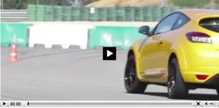 Renault Megane RS 2012 video