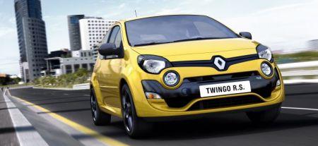 Renault Twingo R.S. 2012