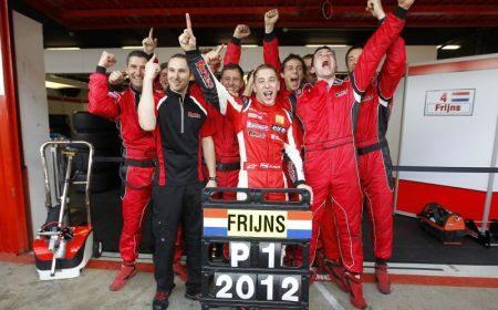 Robin Frijns Formule Renault 3.5 kampioen