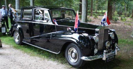 Rolls-Royce Silver Wraith Limousine State Landaulette