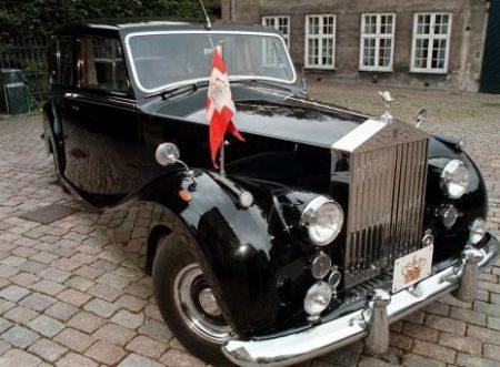 Rolls-Royce Silver Wraith Store Krone