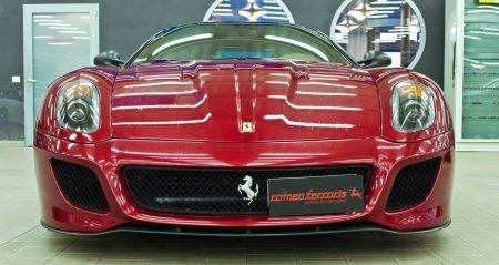Romeo Ferrari Ferrari 599 GTO