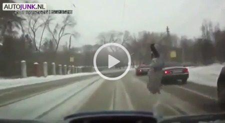 Oversteken in Rusland